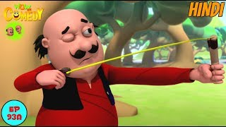 Time Pass - Motu Patlu in Hindi - 3D Animated cartoon series for kids