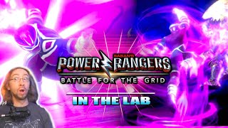 RJ Has TOO MUCH POTENTIAL : Power Rangers Battle for the Grid Wolf Ranger Combos