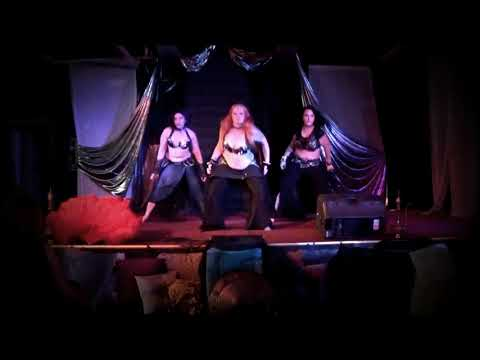 The Ascension - Bloodbath Trio LIVE - Stygian Sisters Metal Belly Dance