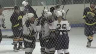 Acton Boxborough Varsity Girls Hockey vs Fontbonne Academy 11/2/11