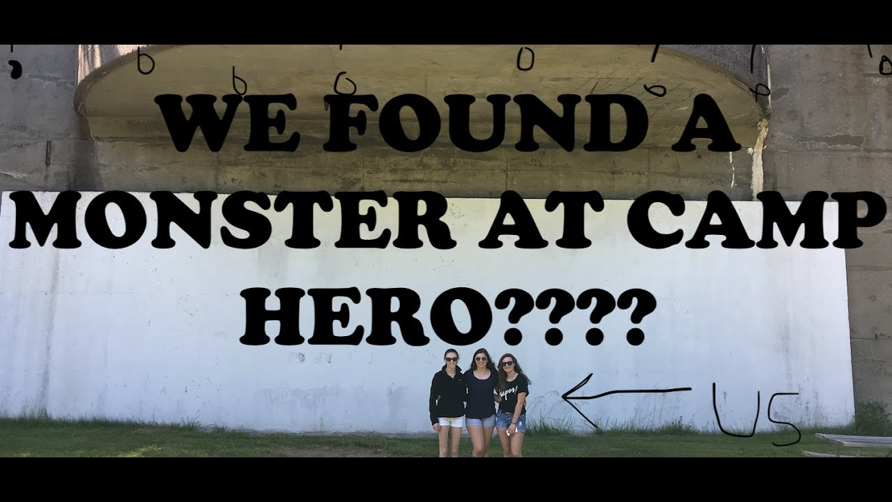 Investigation Of Camp Hero Youtube