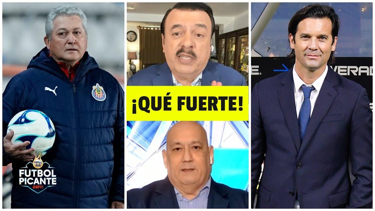 CHIVAS caerá en Clásico Nacional: Huerta. El AMERICANISMO está narcotizado: Ramos