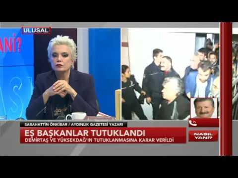 Sabahattin Önkibar'dan Kılıçdaroğlu'na HDP tepkisi