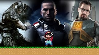 Top 10 Video Games of All Time(This is it, the list few of you thought we'd dare to do. Remember that in order to make this list, a game needs to have made at least Rank 4 or higher in our games ..., 2014-08-28T20:30:59.000Z)