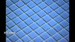 Glass Pool Tiles Vogue Quartz Range available www.directpooltiles.com   Ph: 03 9337 4959