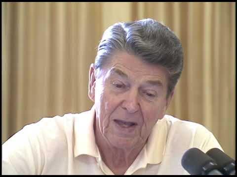 President Reagan's Radio Address on Resignation of Ed Meese on July 9, 1988