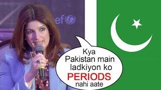 Akshay Kumar's Wife Twinkle Khanna's SHOCKING Reply On Padman BANNED In Pakistan