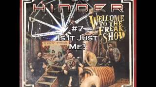 Top 10 Hinder Songs chords | Guitaa.com
