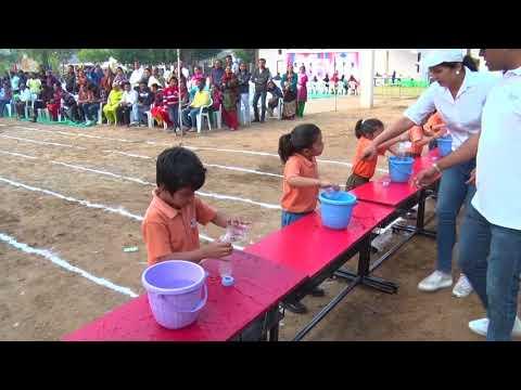 Annual Sports day-Rangoli International School