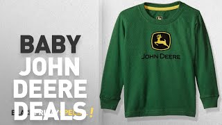 Top Black Friday John Deere John Deere Clothing Deals: John Deere Baby Boys' Long Sleeve Tee
