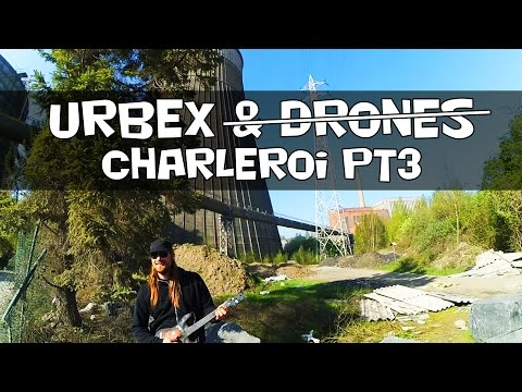 Urbex || charleroi pt3 (Powerplant IM and Piscine Mosque)