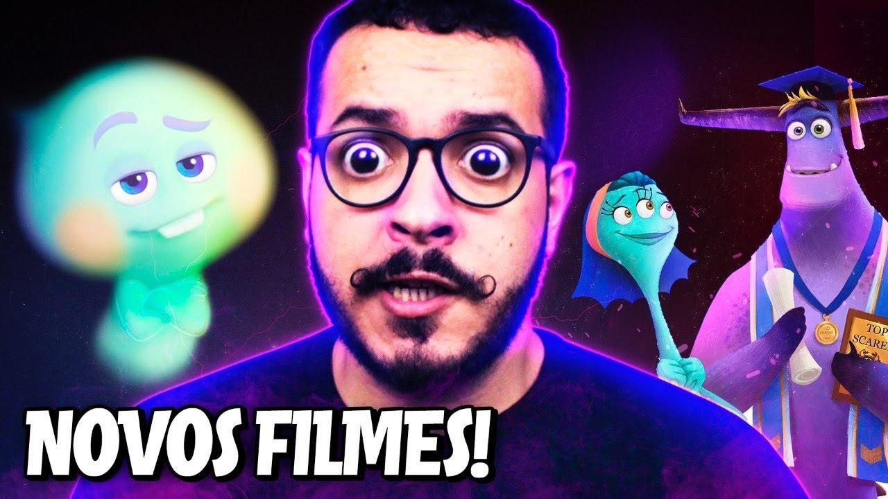 BOMBA!! DISNEY E PIXAR REVELAM SEUS PRÓXIMOS FILMES! #IMAGINEWS