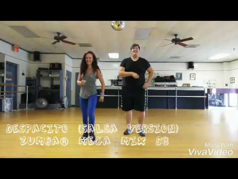 Despacito salsa version Zumba ®megamix 58