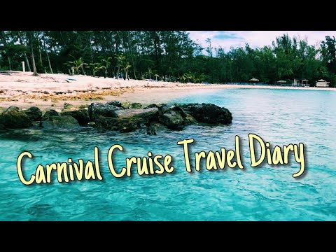 Carnival Cruise |Travel Diary|