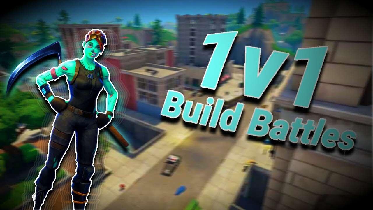 Fortnite Build Battles Thumb Nail 1v1 Build Battle Fortnite Br Playground Mode Youtube