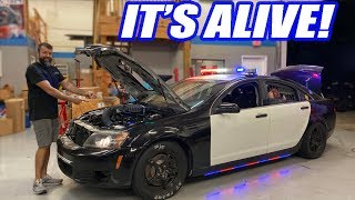 The Quest For 1000HP Is ON! Uncle Sam's GIGANTIC Supercharger Screams To Life!