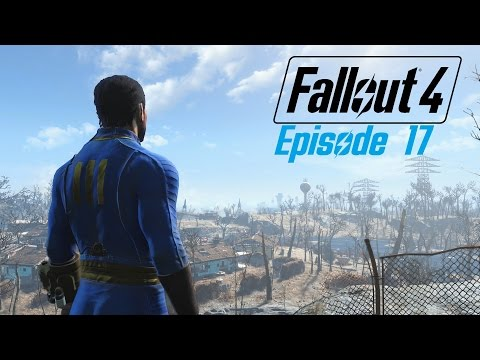 FALLOUT 4 (Survival) Ep. 17 :  Do NOT drink the beer!