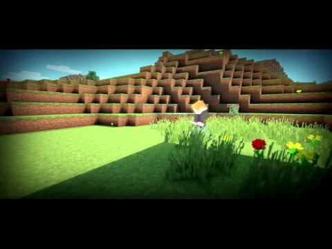 'The Ticket'   Minecraft пародия песни Rihanna   'Diamonds'   Full HD
