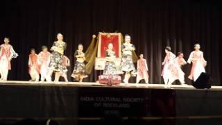 Sada Dil Vi Tu  Bollywood Dance Finale @ ICSR by Anjana Dubba