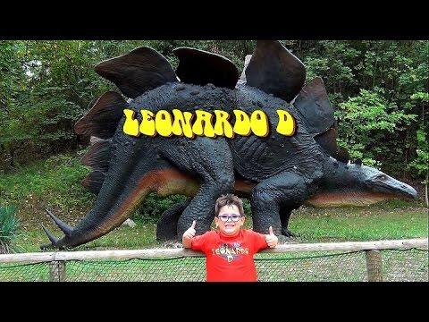 SPECIALE DINOSAURI AL PARCO NATURA VIVA - Leonardo D