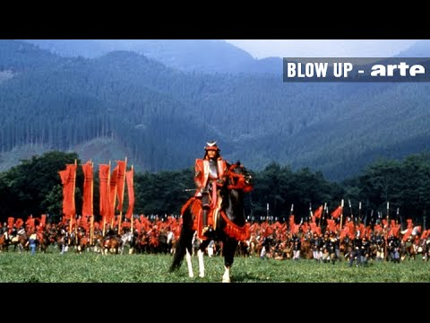 Akira Kurosawa par Thierry Jousse - Blow Up - ARTE