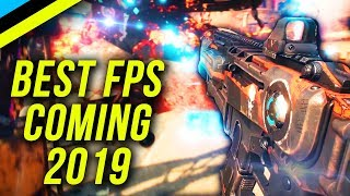 TOP 5 BEST Upcoming FPS Games Of 2019