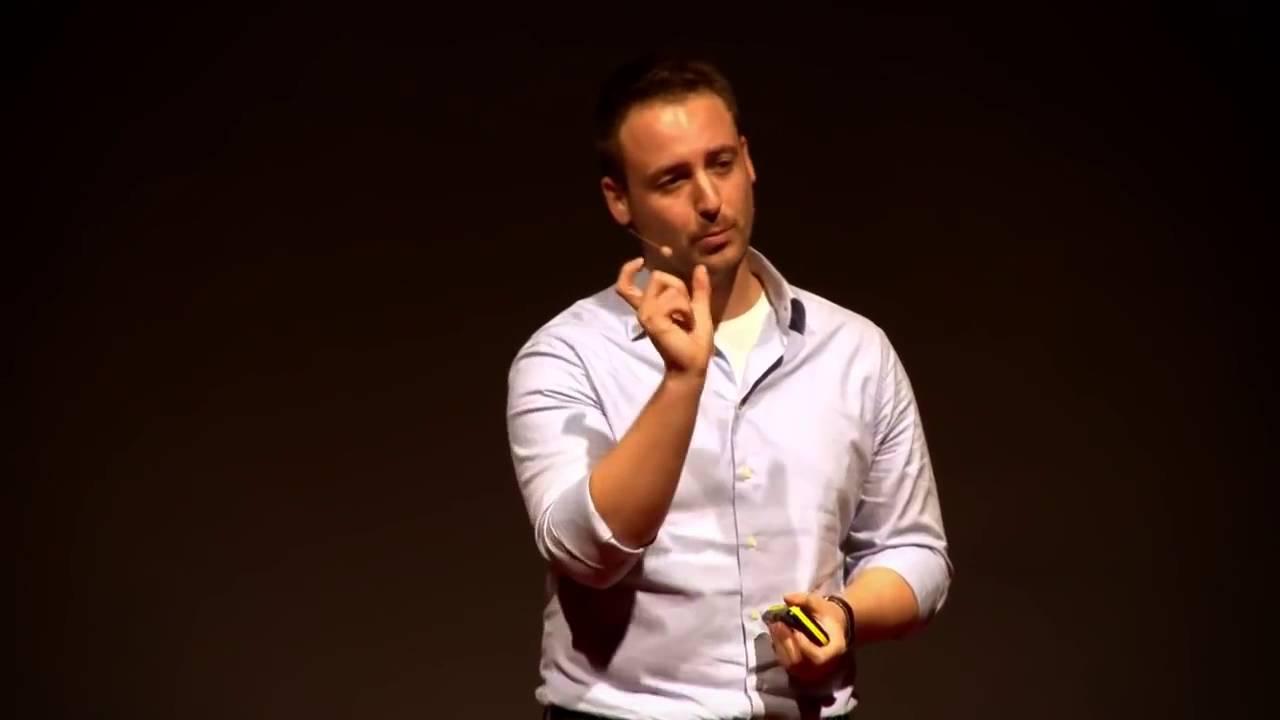 Zeitler Ádám TED előadás -  Tanulás határok nélkül