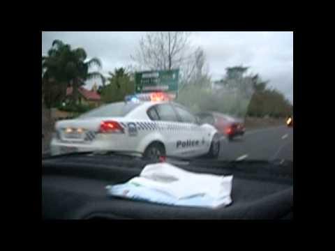 Russian,Australian and American Car Crashes