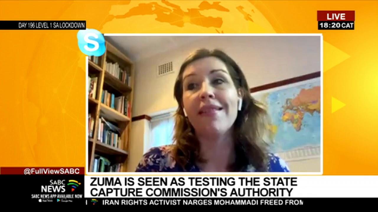 Download Analysis of the Zuma vs Zondo matter: Karyn Maughan