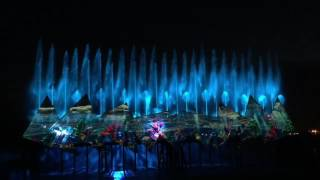 JANWAWA :: Wings of Time, Sentosa, Singapore 音乐喷泉(圣淘沙岛,新加坡)น้ำพุดนตรี สิงคโปร์