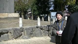 桜井の訣別の地を訪ねて~併・島本町楠公父子の会交流会~