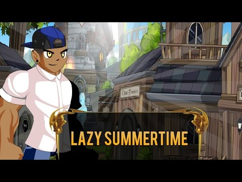 =AQW= How To Get Lazy Summertime