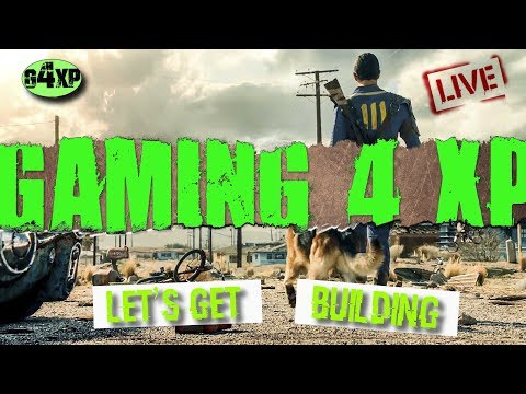Fallout 4 - Live with Gaming 4 XP- Under The Boardwalk - (Scottish Interactive Streamer from OZ)