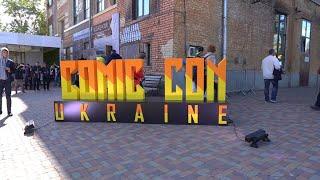 Comic Con Ukraine, 21-22.09.2019, Kyiv, Ukraine
