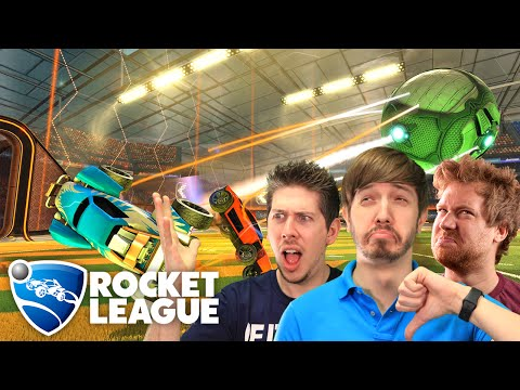 Rocket League - The Shame Game