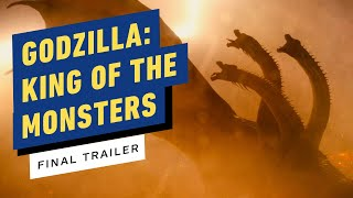 Godzilla: King of the Monsters Final Trailer (2019) Millie Bobby Brown