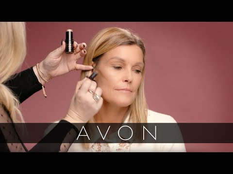How to Contour & Highlight in 4 Easy Steps | Avon