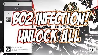 ★ HOW TO GET BO2 EVERYTHING UNLOCKED/MAX LEVEL INFECTION FOR XBOX ONE 2018! (No JTAG Needed) ★