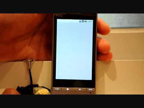 Android 2.2 on HTC Touch DIAMOND2