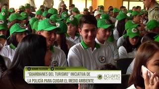 """""""Guardianes del turismo"""" iniciativa de la policía para cuidar el medio ambiente"""