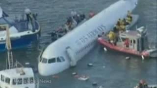US Airways - Piloto Evita Tragédia Aérea em New York