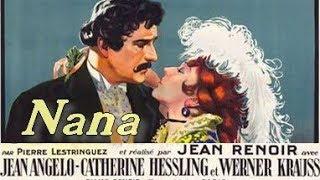 Nana (Jean Renoir, 1926): Opening scene