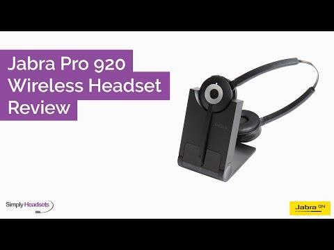 Buy Jabra Pro 920 Wireless Headset 210