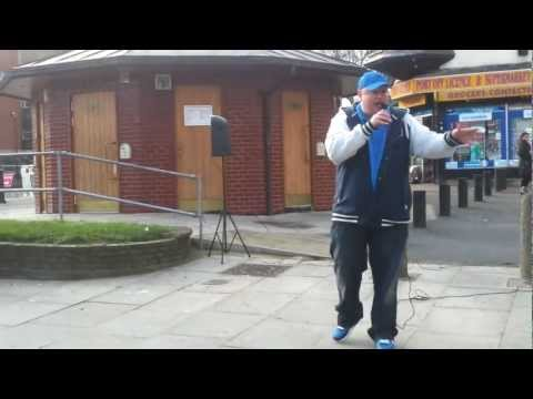 GOSPEL BASED POSITIVE RAPS STAMFORD HILL RARE