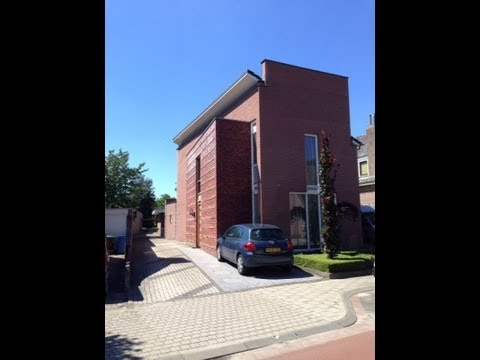 RENTED: Modern villa with private guest house for rent int he center of Veldhoven near ASML