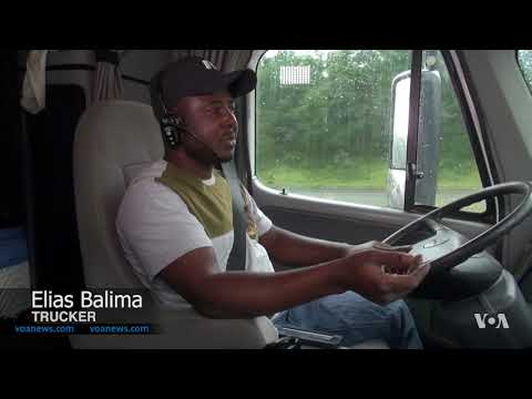 Seeing America Through The Eyes Of African Immigrants Turned Truckers