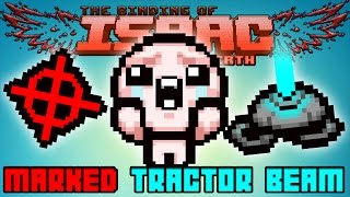 Marked Tractor Beam - Custom Afterbirth Challenge