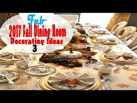 2017 Cozy Fall Home Decorating Ideas - Part 2