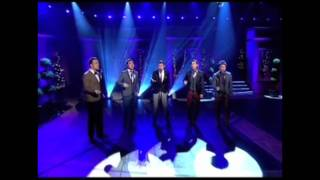 The Overtones - The Longest Time (Live on The Alan Titchmarsh Show)