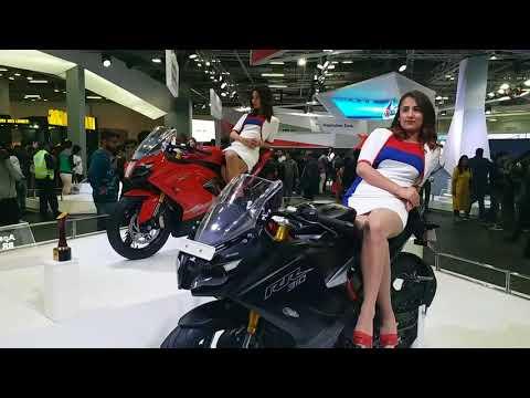 Auto expo Delhi 2018